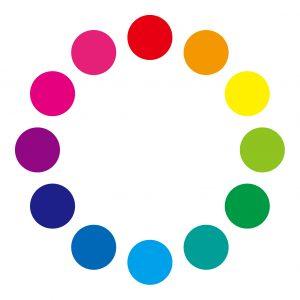 環状カラーチャート